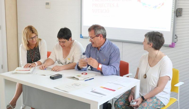 L'Ajuntament de Sant Sadurní ha presentat els projectes a votació del Pressupost Participatiu