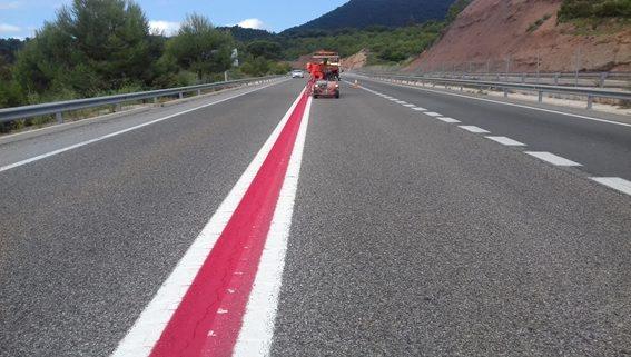 Millora de la seguretat viària a l'Eix Diagonal entre Vilafranca i Vilanova del Camí