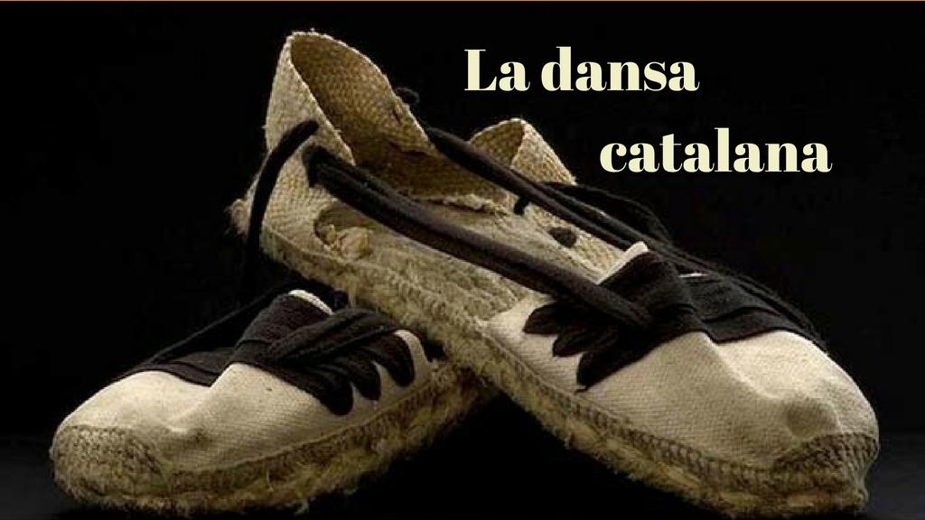 La dansa catalana
