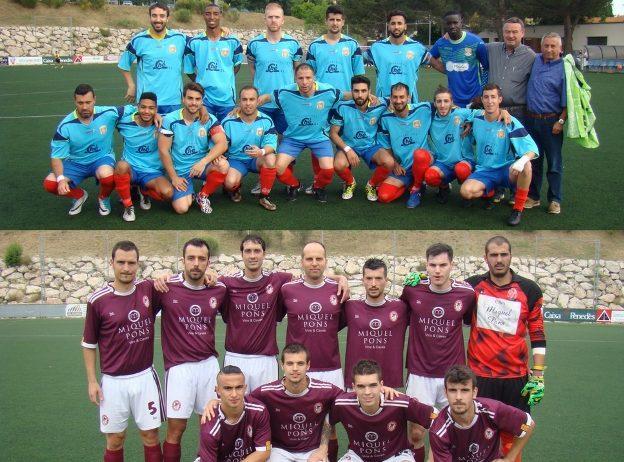 Dissabte La Granada i La Múnia, s'enfrontaran en una final inèdita a la Copa