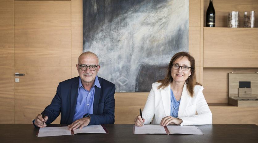 L'IRTA i Torres engeguen el projecte 'Vitis Agrolab' que impulsa la innovació en la viticultura
