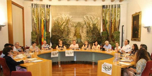 Sant Sadurní, Gelida aproven per unanimitat mocions contraries al projecte de quart cinturó