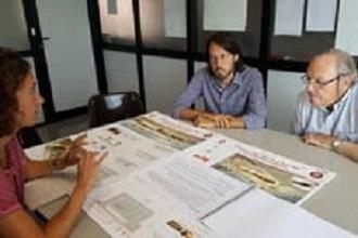 L'Ajuntament de Sant Martí rep de la Diputació el projecte executiu de la Biblioteca