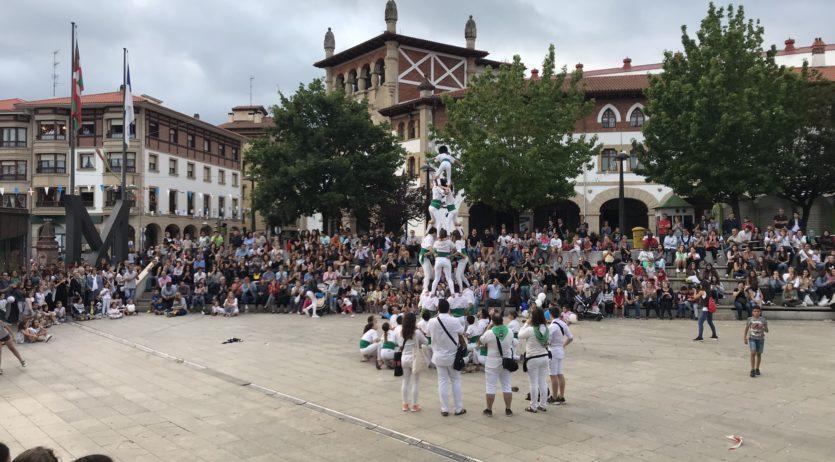 Els Falcons han fet una estada de quatre dies al País Basc