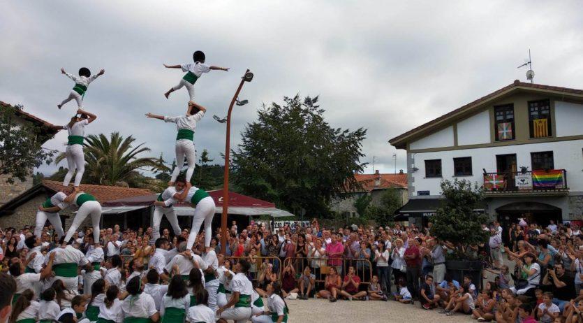 Aquest mes d'agost els Falcons de Vilafranca han viatjat al País Basc
