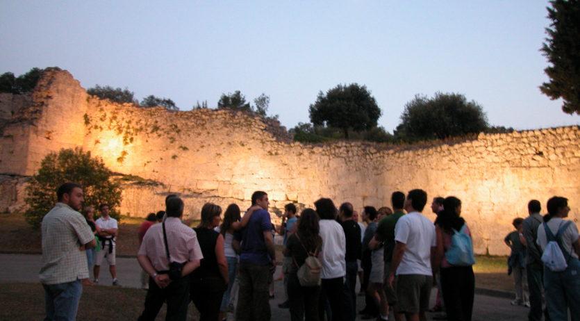 Es fa pública una nova proposta d'activitats lúdiques al castell d'Olèrdola els vespres d'agost