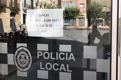 El PP de Sant Sadurní exigeix al govern municipal reobrir la Comissaria de la Policia Local