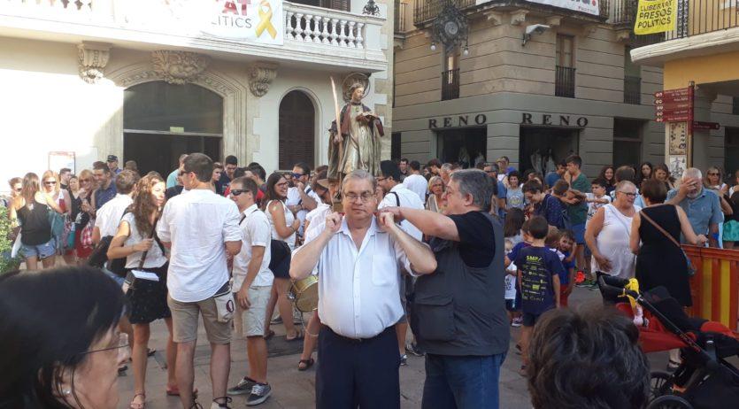 Avui és el primer dia de Capta de la Festa Major de Vilafranca
