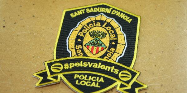 La Policia Local de Sant Sadurní col.labora en la campanya Escuts Solidaris