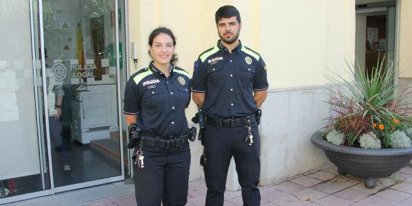 La Policia Local de Sant Sadurní s'adapta al canvi d'uniformes de les policies de Catalunya