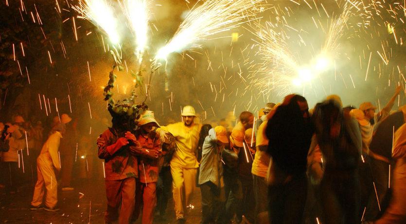 La 37a Festa de la Fil·loxera aposta per la inclusió, amb el foc i la música protagonistes