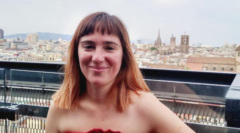 La vilafranquina Anna Mas guanya el Premi Anna Maria de Saavedra