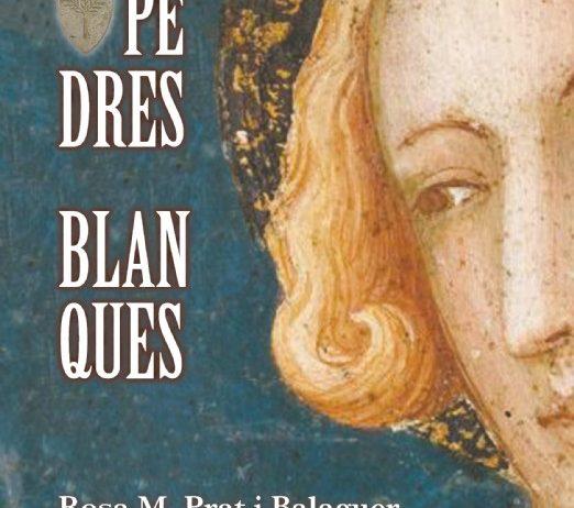 Rosa Maria Prat presenta la novel.la Pedres blanques a Vilafranca