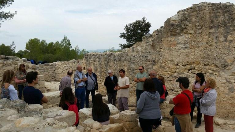 Aquest diumenge visita guiada gratuïta al Pla dels Albats, a Olèrdola
