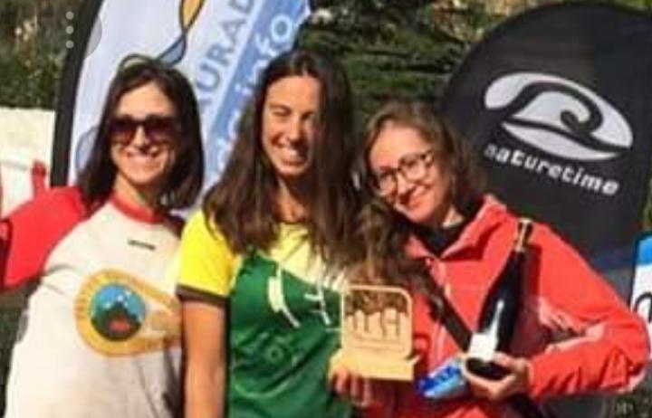 Mònica Guilera va guanyar al Montsant