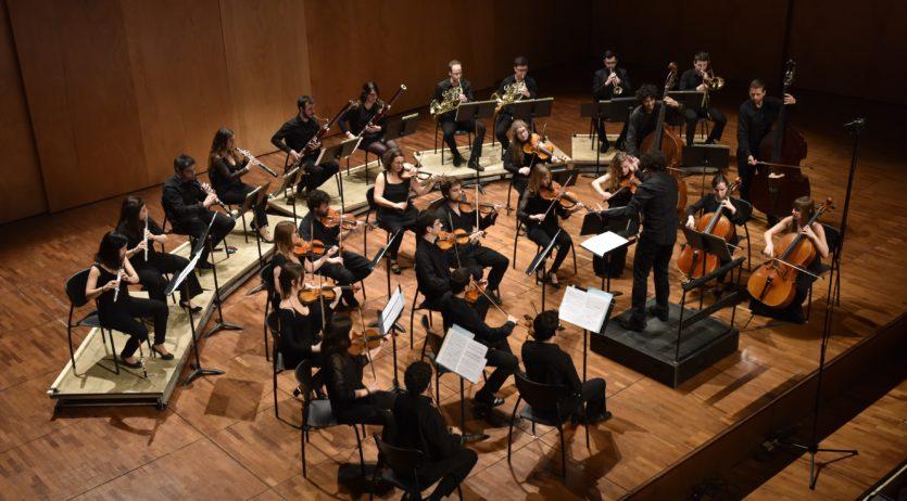 L'Orquestra de Cambra del Penedès porta Els Concerts de Brandenburg a l'Auditori