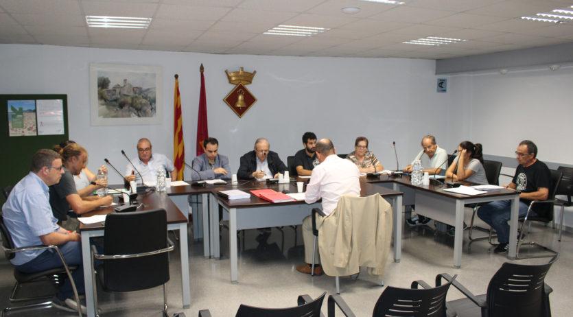 El ple de Sant Martí Sarroca posa ordre a l'estructura retributiva del personal de l'Ajuntament