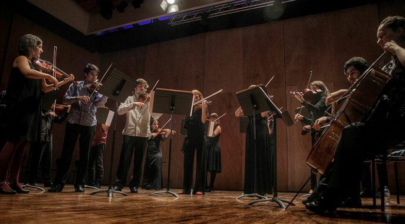 Les Quatre Estacions de Vivaldi es podran escoltar a l'Auditori de Vilafranca aquest diumenge
