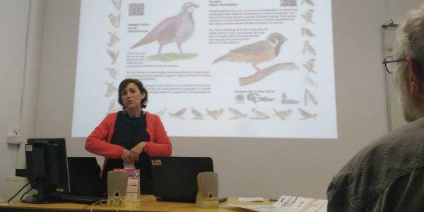 Un treball de la Miranda d´Espiells es va presentar al Congrés Nacional d´Educació Ambiental