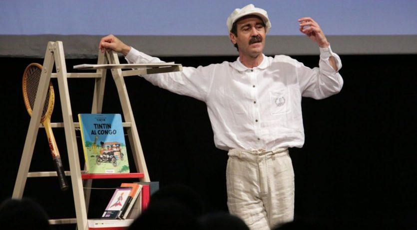 """El monòleg """"Pompeu Fabra: jugada mestra!"""" tanca el cicle """"Tardor amb Fabra"""", a Vilafranca"""