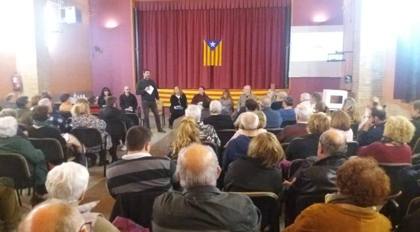 S'ha presentat Som Mediona-ERC una nova candidatura que vol representar un canvi al municipi