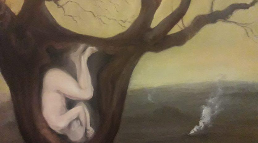 Entre Cel i Sòl, amb obres de la pintora Cathrine Bergsrud s'exposaran al Fòrum Berger Balaguer
