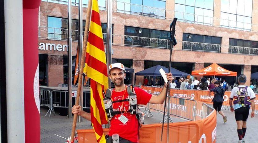 El granadenc Finidi es proclama bicampió de Catalunya de caminades de resistència