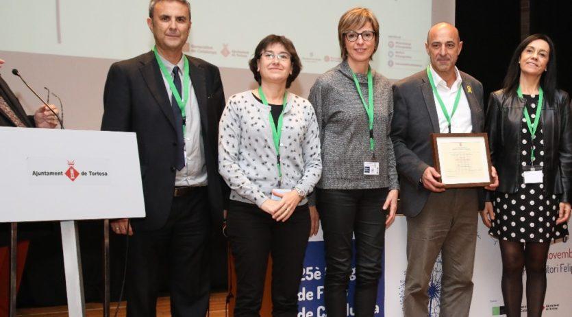 Les Fires de Maig reben menció especial a la innovació en el 25è Congrés de Fires de Catalunya