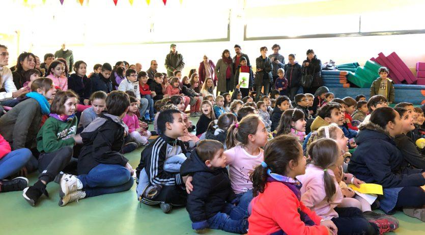 L'escola Mas i Perera ha celebrat les 6enes Jornades Literàries