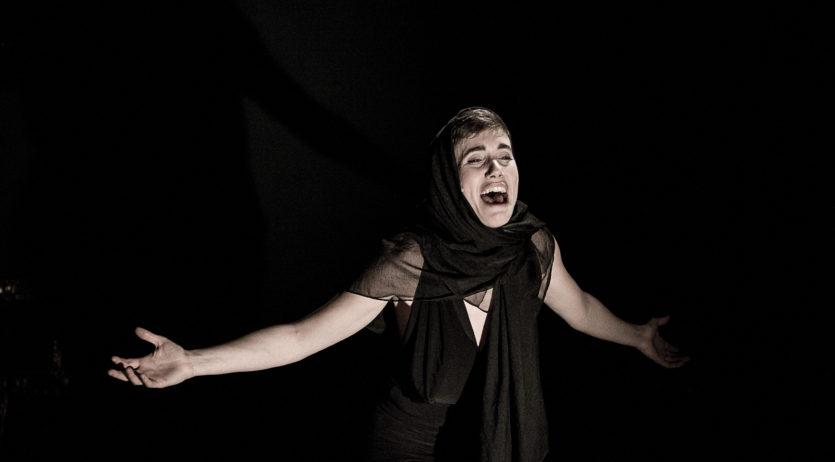 """Mariona Castillo a """"Les dones de Guido Contini"""" aquest divendres al Teatre Cal Bolet"""