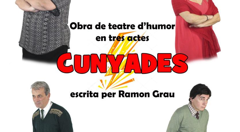 Sant Martí Sarroca acollirà l'estrena de l'obra 'Cunyades', escrita pel martinenc Ramon Grau