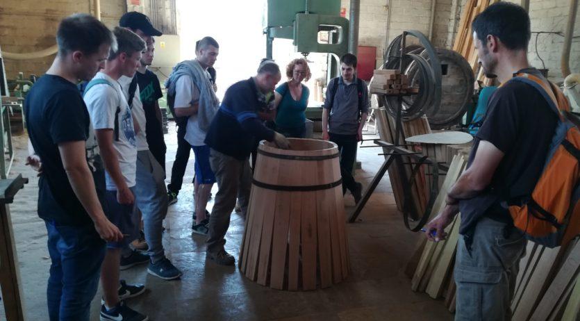 Comença un Curs d'Elaboració de vins i licors a la Fassina aquest desembre