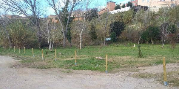 S'ha produït actes vandàlics al projecte escolar L'Hort i el Bosc de les escoles