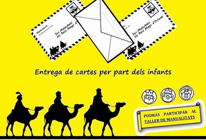 El patge Raimon recollirà cartes dels infants aquest dissabte a la tarda a la Barceloneta