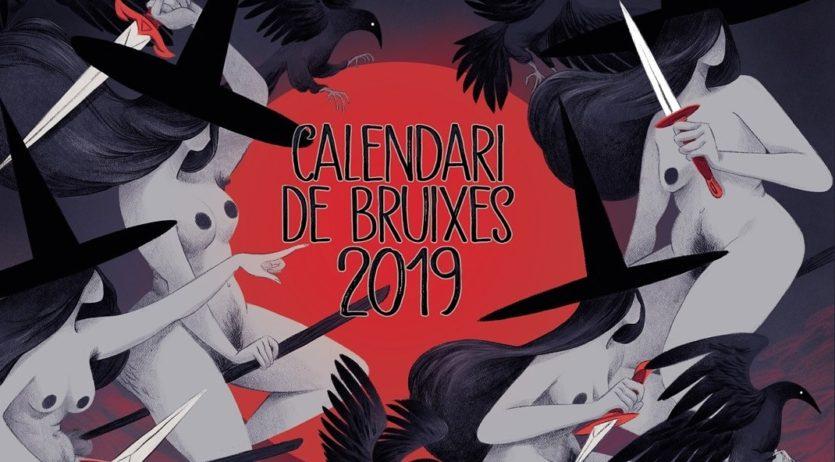 Tretze artistes feministes protagonitzen el nou calendari de La Ruda per aquest 2019