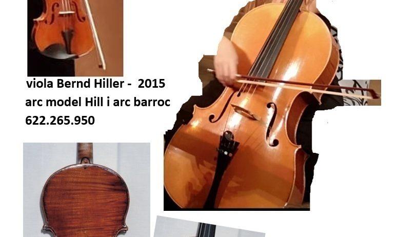 Roben 3 instruments musicals després del concert de Les Quatre Estacions de Vivaldi
