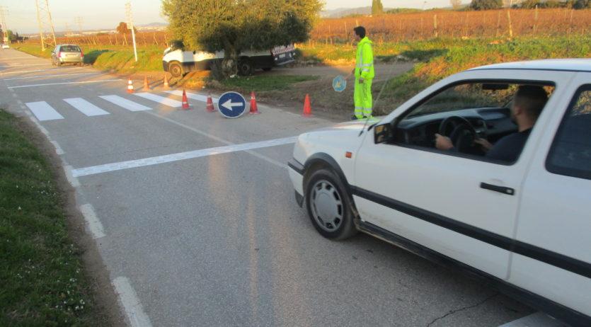 L'Ajuntament d'Olèrdola adjudica treballs de senyalització viària per gairebé 33.000 €.