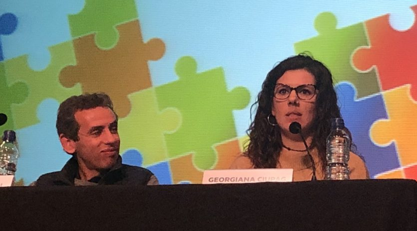 Dos vilafranquins d'origen forani participen en una sessió d'ERC sobre nova ciutadania