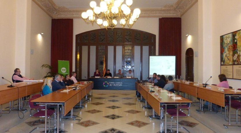 L'economia circular i la gestió energètica en el món local centren el Consell d'Alcaldes