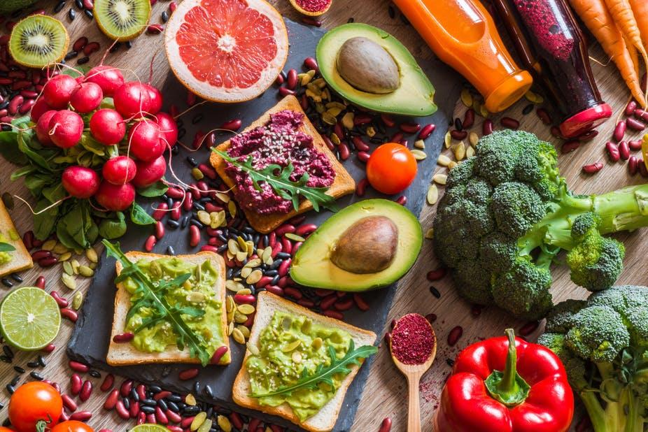 Per fer salut segueixo una dieta…