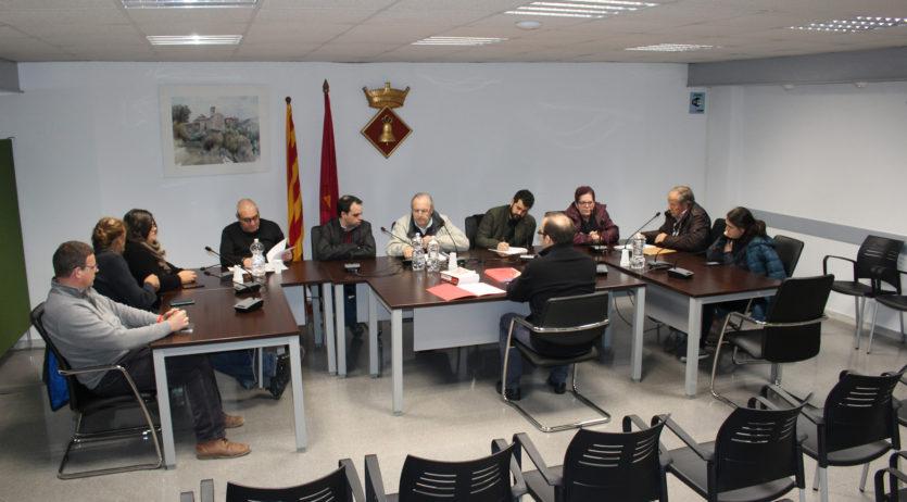 L'Ajuntament de Sant Martí Sarroca aprova definitivament el Pressupost per a l'exercici 2019