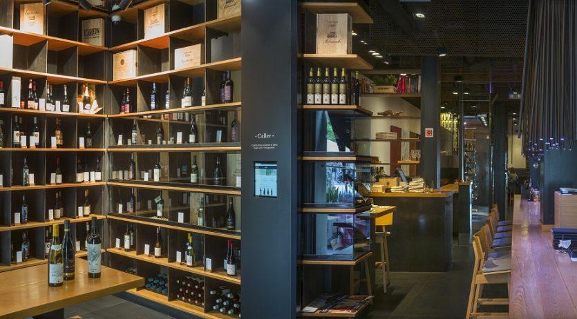 La Vinoteca Torres entre els millors restaurants de Barcelona segons El Tenedor