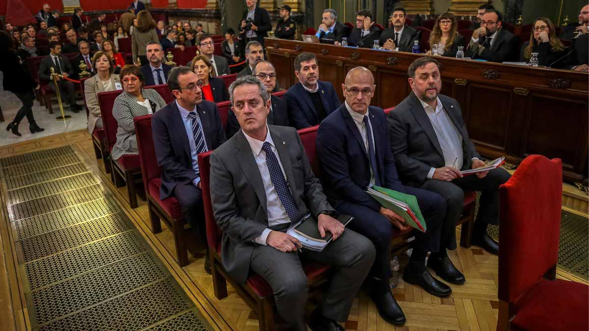 Confio que el Suprem farà justícia amb els sobiranistes…