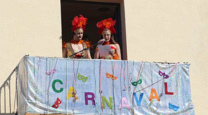 Lluïda Rua de Carnaval a Sant Martí Sarroca, amb més de 3.000 participants