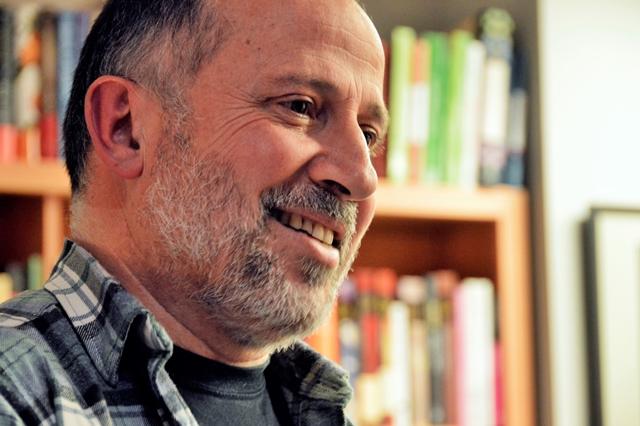 David Monteagudo presenta el seu últim llibre al 20A