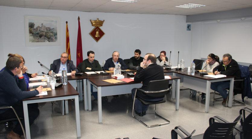 El ple de Sant Martí aprova l'adjudicació de l'obra de construcció de la biblioteca municipal