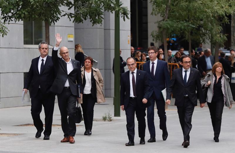 El judici als independentistes farà que la imatge d'Espanya…