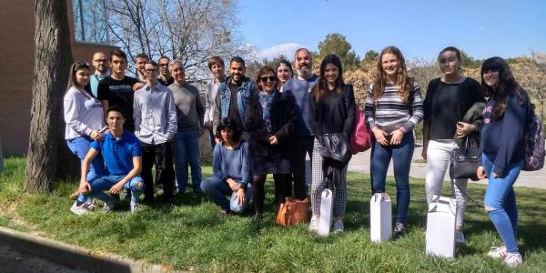 Lliurats els Premis del IV concurs sobre Idees Innovadores pel Canvi climàtic i viticultura