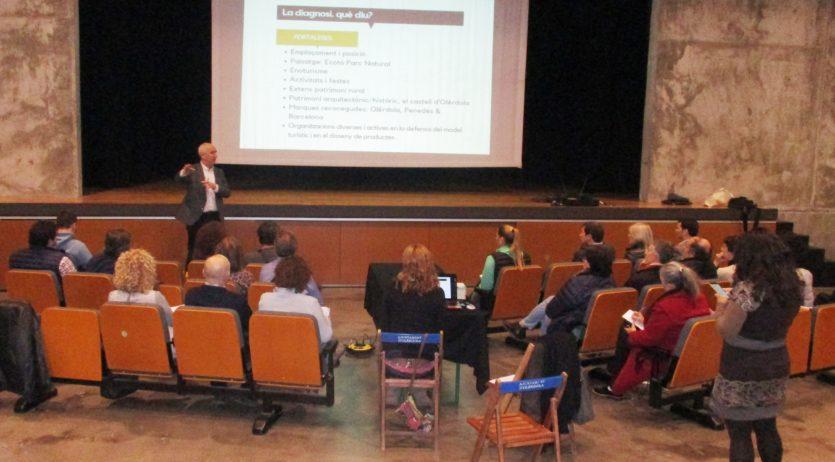 L'elaboració del Pla de Desenvolupament Turístic d'Olèrdola avança amb participació del sector