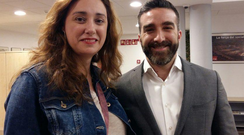 Susanna Mérida, representant de l'Alt Penedès a les llistes del PSC per a les generals